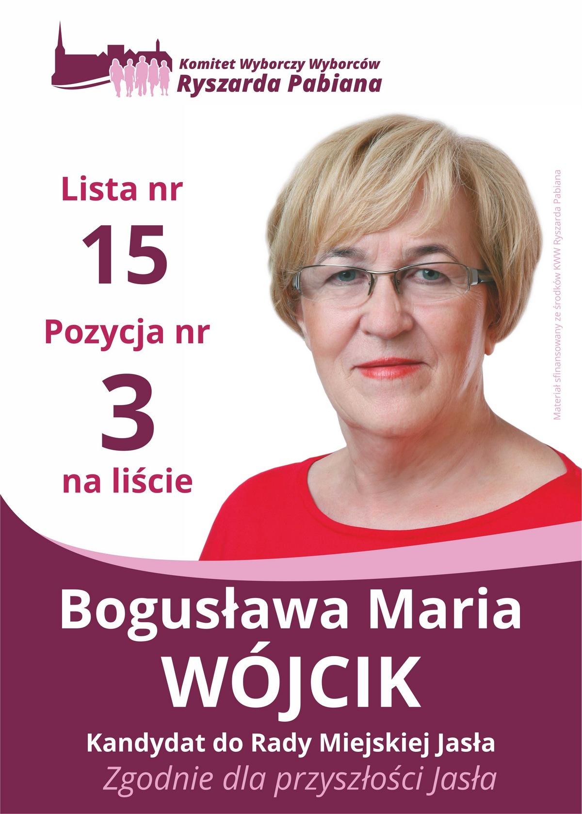 Bogusława Wójcik