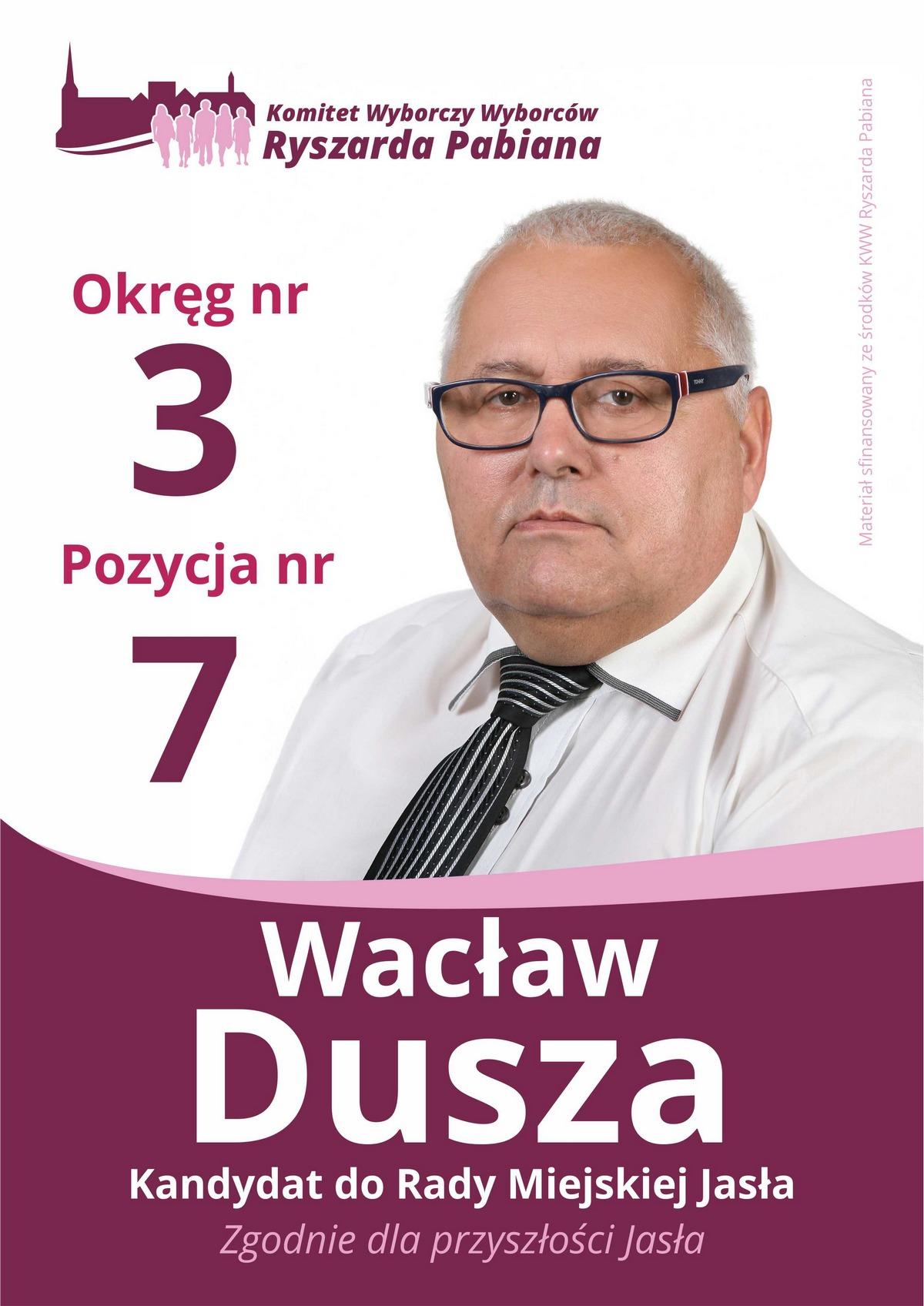 Dusza Wacław